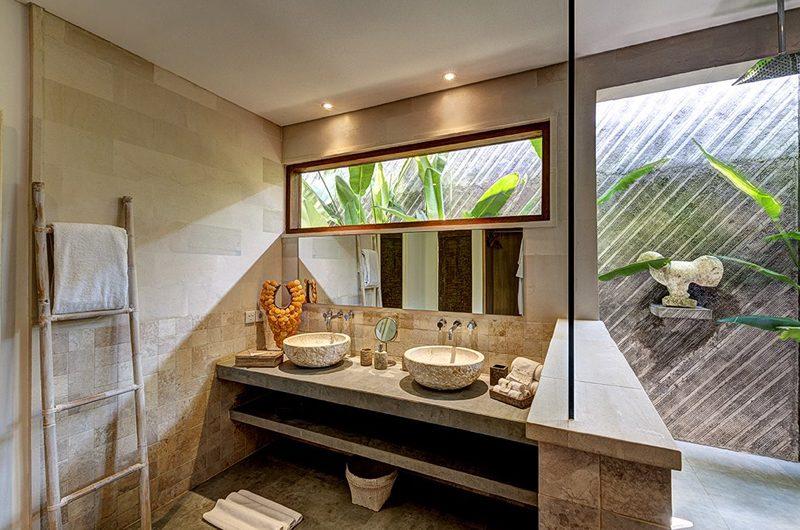 Villa Iluh His and Hers Bathroom | Petitenget, Bali