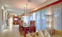 Villa Seriska Dua Sanur Living And Dining Area | Sanur, Bali