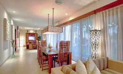 Villa Seriska Dua Sanur Living And Dining Area | Sanur, Bali