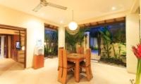 Villa Seriska Seminyak Dining Area | Seminyak, Bali