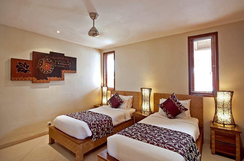 Villa Seriska Seminyak Twin Bedroom | Seminyak, Bali