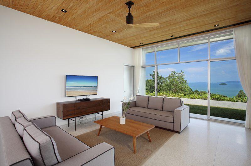 Villa Leelawadee Living Area | Phuket, Thailand