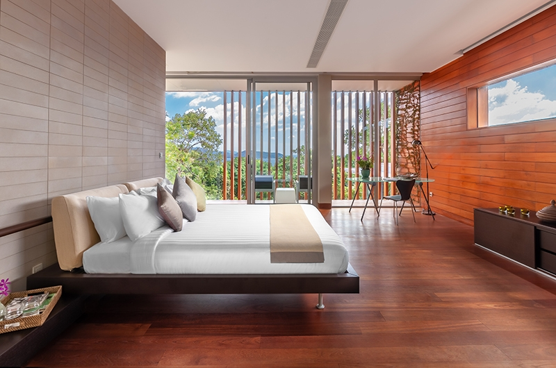 Villa Mayavee Spacious Bedroom Area | Kamala, Phuket