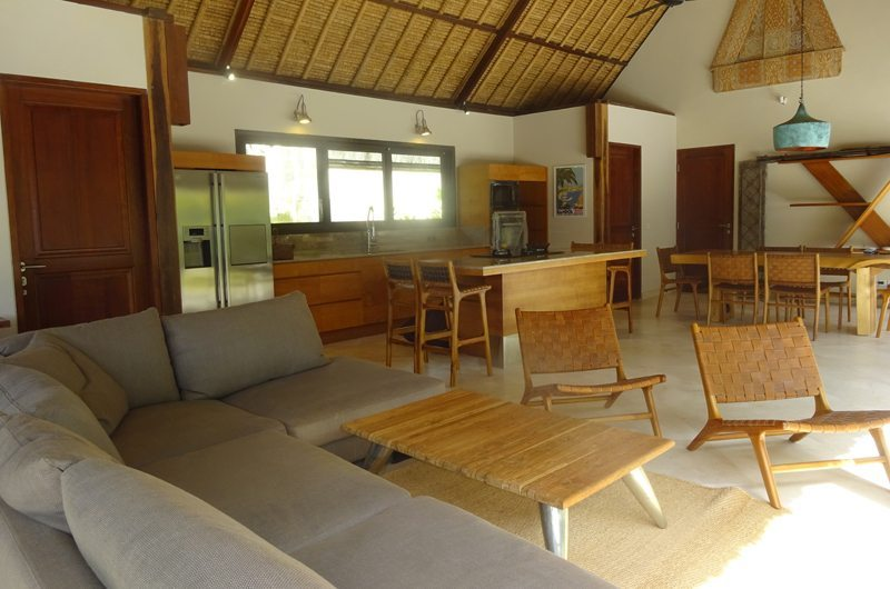Akilea Villas Kayu Merah Living Area | Uluwatu, Bali