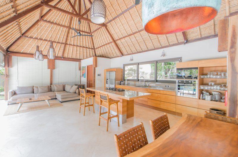 Akilea Villas Villa Kayu Merah Living And Dining Room | Uluwatu, Bali