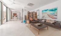 Akilea Villas Villa Khajuraho Living Area | Uluwatu, Bali