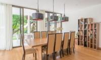 Akilea Villas Villa Khajuraho Dining Area | Uluwatu, Bali