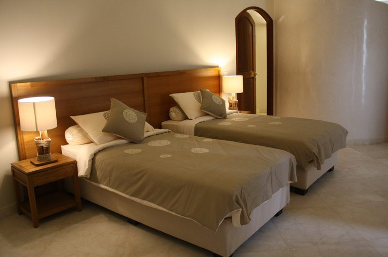 Akilea Villas Villa Lalita Twin Bedroom | Uluwatu, Bali