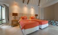 Akilea Villas Villa Markisa Pecatu Twin Bedroom | Uluwatu, Bali