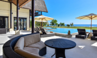 Bali Il Mare Pool Side Seating Area | Permuteran, Bali