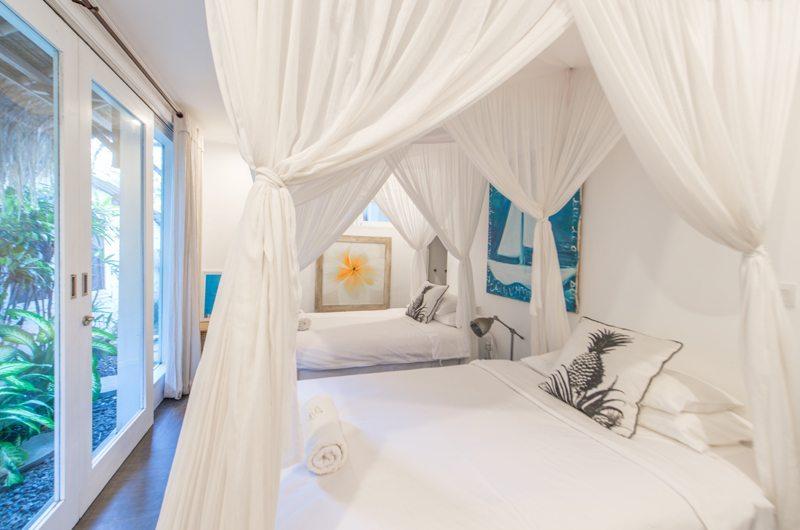 Beach Club Villa Bali Twin Bedroom | Canggu, Bali