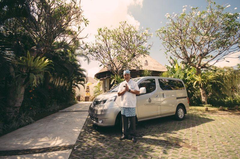 Bali Chandravillas Chauffeur
