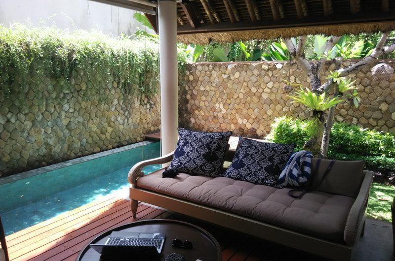 Mahala Hasa Villa Outdoor Seating