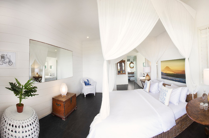 Ocean Prime Villa Bedroom with Ensuite Bathroom | Canggu, Bali