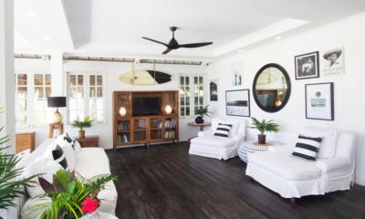 Ocean Prime Villa Living Room | Canggu, Bali