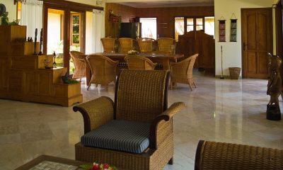 Rumah Bali Villa Alamanda Living And Dining Area | Nusa Dua, Bali