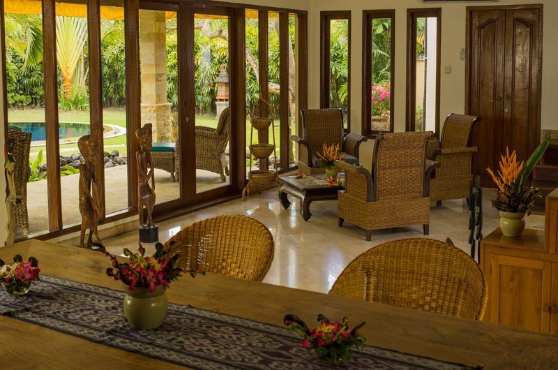Rumah Bali Villa Alamanda Living Area | Nusa Dua, Bali