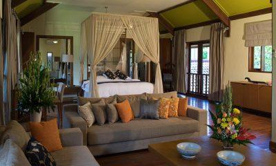 Rumah Bali Villa Bougainvillea Living Room | Nusa Dua, Bali