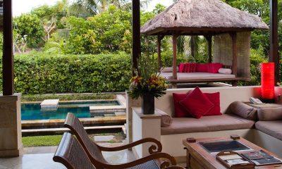 Rumah Bali Villa Frangipani Living Area | Nusa Dua, Bali