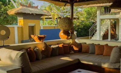 Rumah Bali Villa Hibiscus Outdoor Lounge | Nusa Dua, Bali