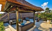 The Residence Villa Amala Residence Outdoor Lounge | Seminyak, Bali