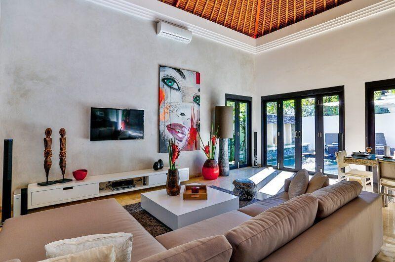 The Residence Villa Amala Residence Living Area | Seminyak, Bali