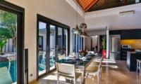 The Residence Villa Amala Residence Dining Room | Seminyak, Bali