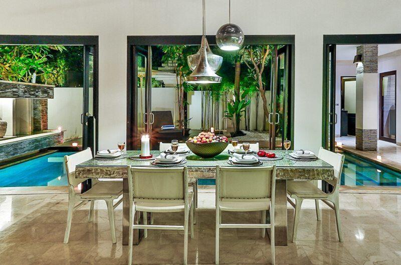 The Residence Villa Amala Residence Dining Pavilion | Seminyak, Bali