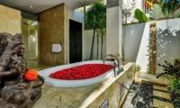 The Residence Villa Amala Residence Master Bathroom | Seminyak, Bali