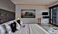 The Residence Villa Amala Residence Master Bedroom | Seminyak, Bali