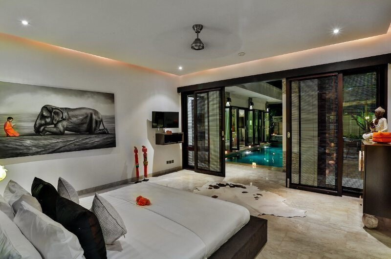 The Residence Villa Amala Residence Guest Bedroom | Seminyak, Bali