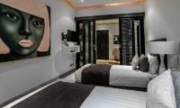 The Residence Villa Amala Residence Twin Bedroom | Seminyak, Bali