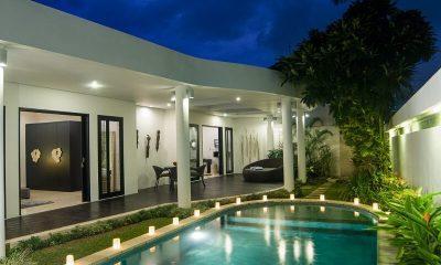 The Residence Villa Lanai Residence Outdoor View | Seminyak, Bali