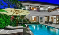 The Residence Villa Shanti Residence Sun Deck | Seminyak, Bali