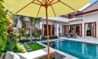 The Residence Villa Shanti Residence Pool Side | Seminyak, Bali