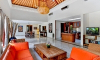 The Residence Villa Shanti Residence Living And Dining Room | Seminyak, Bali