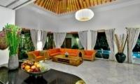 The Residence Villa Shanti Residence Living Area | Seminyak, Bali
