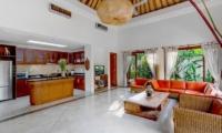 The Residence Villa Shanti Residence Living Room | Seminyak, Bali