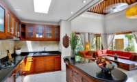 The Residence Villa Shanti Residence Kitchen | Seminyak, Bali