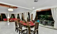 The Residence Villa Shanti Residence Dining Pavilion | Seminyak, Bali