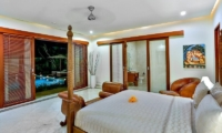 The Residence Villa Shanti Residence Master Bedroom Side View | Seminyak, Bali