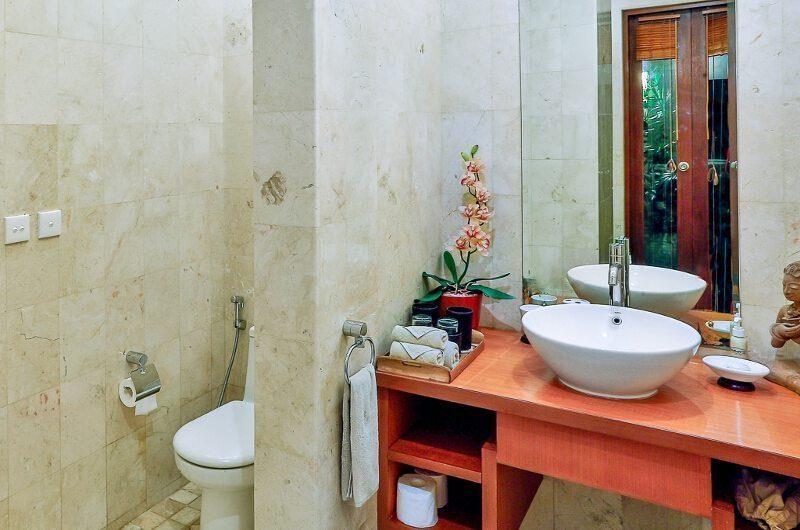 The Residence Villa Shanti Residence Guest Bathroom | Seminyak, Bali