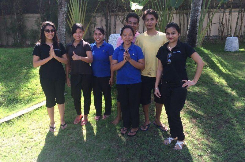 Villa Jukung Staff