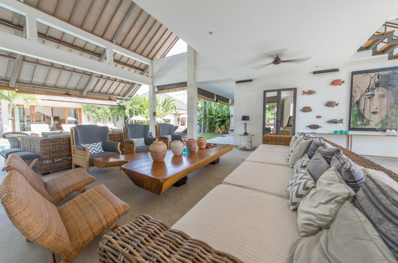 Villa Kadek Living Pavilion | Batubelig, Bali
