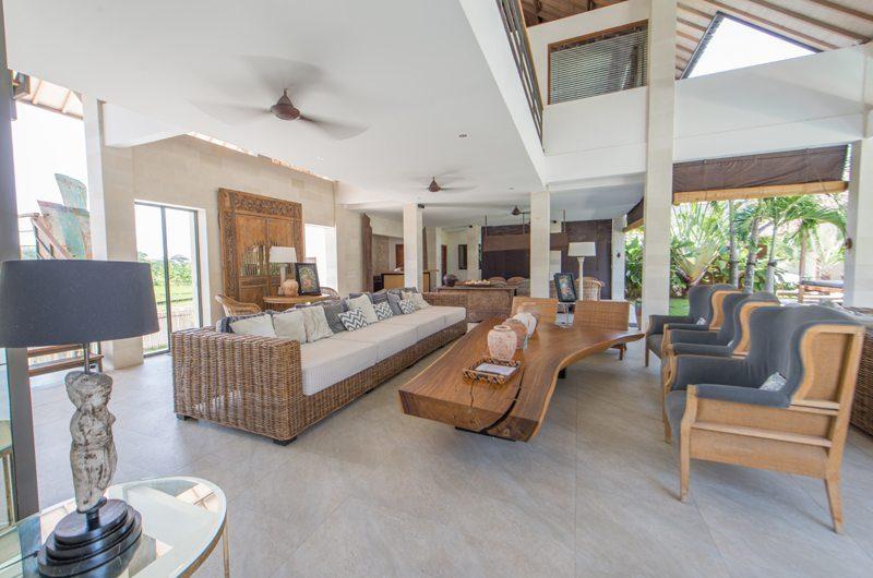 Villa Kadek Living Area | Batubelig, Bali