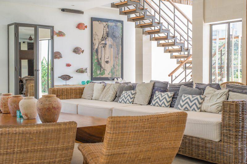 Villa Kadek Living Room | Batubelig, Bali
