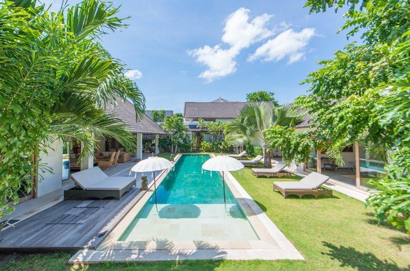 Villa Nyoman Outdoor View | Petitenget, Bali