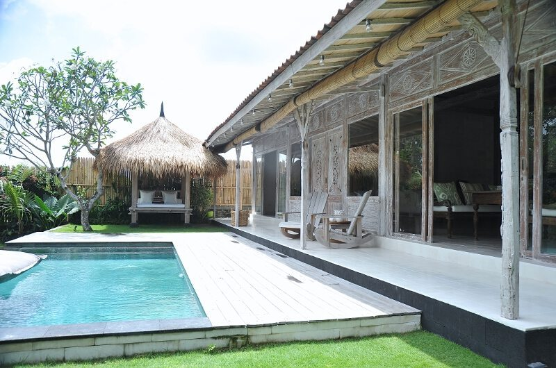Villa Santai Canggu Swimming Pool   Canggu, Bali
