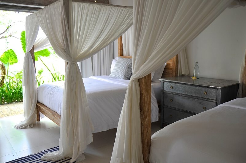 Villa Santai Canggu Twin Bedroom | Canggu, Bali