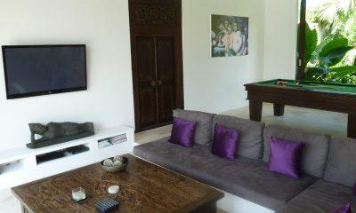 Villa Tempat Damai Living Area | Canggu, Bali